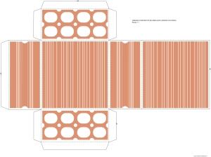 Unidade Construtiva de Simulação, impressão offset sobre cartão, 2011